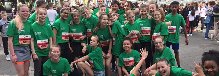 Header Kids Run Marathon Rdam